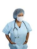 Quirúrgico friega Fotografía de archivo libre de regalías