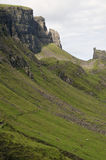 Quiraing Path, Trotternish Ridge Stock Images