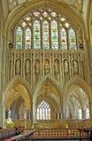 Quire de Kathedraal van Putten Stock Afbeelding