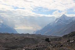 Quirguizistão - região central de Tien Shan Imagem de Stock Royalty Free