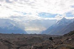 Quirguizistão - região central de Tien Shan Imagens de Stock Royalty Free