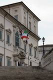 Quirinal Palace Royalty Free Stock Images