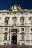 Quirinal Palace Royalty Free Stock Photos