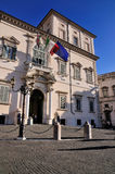 Quirinal Palace, Rome Royalty Free Stock Images