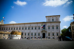 Quirinal Palace, Rome Royalty Free Stock Image