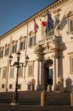 Quirinal Palace, Rome, Italy stock image