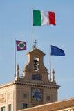 Quirinale de Palazzo Fotos de archivo libres de regalías
