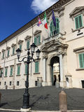Quirinale Palace, Rome, Italy Stock Photos