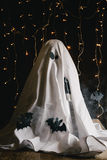 Quirky Ghost for Halloween Stock Images