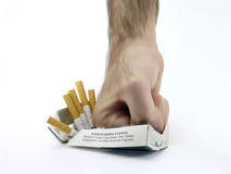 Free Quit Smoking Royalty Free Stock Photos - 1058618