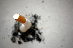 Quit smoking! Royalty Free Stock Photo