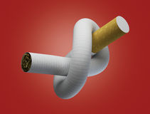 Quit Smoking. Stock Photos