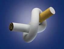 Quit Smoking. Stock Photo