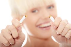 Free Quit Smoking Stock Photo - 14690540