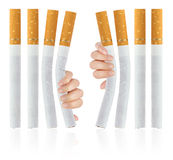 Quit Smoking Stock Photography