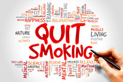 Free Quit Smoking Stock Photography - 58067002