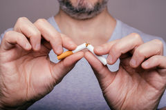 Free Quit Smoking Stock Photo - 72030980