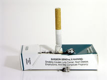Free Quit Smoking Royalty Free Stock Photo - 900715