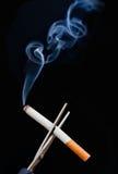 Quit smoking royalty free stock image