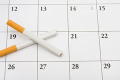 Quit Smoking Now Stock Photos