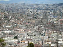 Quito Image libre de droits