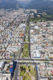 Quito, Av. Mariana de Jesus Stock Photography