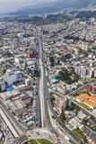 Quito, avoirdupois América e La Y Fotografia Stock