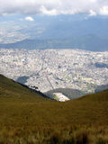 Quito City Royalty Free Stock Photos