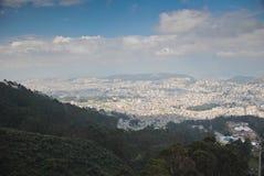 Quito, Ecuador Stockbild