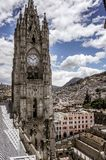 Quito, Ecuador royalty free stock image