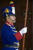 Quito in Ecuador - Presidential Palace stock photography