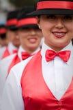 Quito Festivities' parade Royalty Free Stock Photos