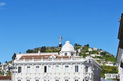 Quito Historyczny centrum Zdjęcie Royalty Free