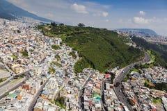 Quito, Itchimbía park Stock Image