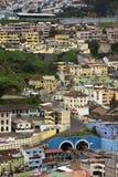Quito - l'Equateur Image libre de droits