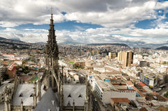 Quito Stock Photo