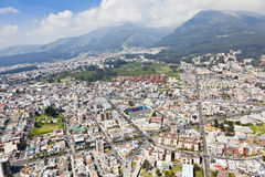 Quito, Rumipamba Park Royalty Free Stock Photos