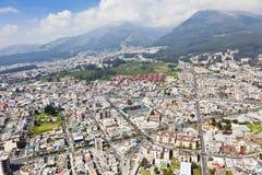 Quito Rumipamba parkerar Royaltyfria Foton