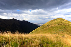 Quito Surroundings Pichincha Volcano Royalty Free Stock Photos