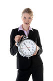Quitting Time Royalty Free Stock Image