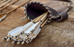 Quiver Royalty Free Stock Photography