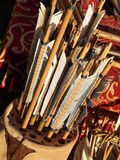Quiver full of Arrows Royalty Free Stock Photo