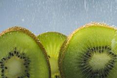 Quivi e soda Imagens de Stock