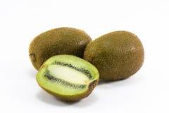 Quivi isolado no fundo branco Fruto para a saúde e a Olá!-vitamina e o alimento Imagem de Stock