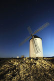 Quixote windmill. Don Quixote wndmill in castilla, Spain, is a touristic visit very famous in Spain Stock Photography