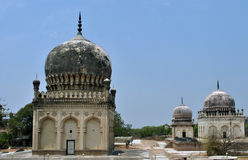 Quli Qutb Shahi Tombs Royalty Free Stock Images
