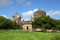 Quli Qutb Shahi tombs Stock Photography