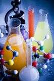 Química Foto de archivo