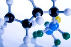 Química y biología Imagen de archivo