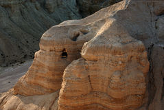 Qumran Royalty Free Stock Photo
